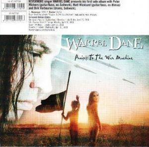 Cover - Warrel Dane: Praises To The War Machine / The Premonition