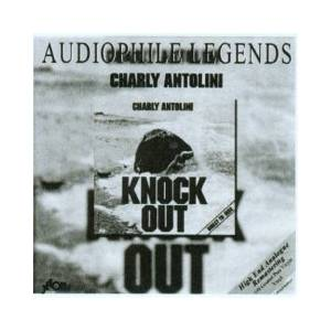 Charly Antolini: Knock Out - Cover