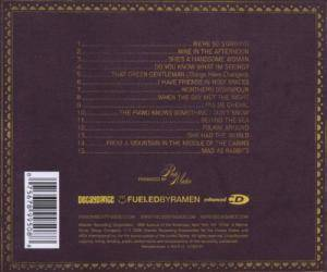Panic! At The Disco: Pretty Odd (CD) - Bild 2