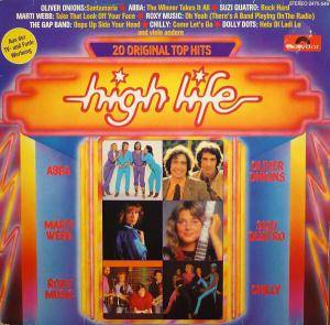 High Life (Polydor 1980) - Cover
