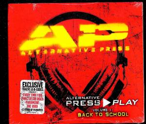 Cover - Matches, The: Alternative Press ▶️ Play II Vol. 1: Back To School