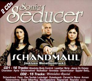 Sonic Seducer - Cold Hands Seduction Vol. 81 (2008-04) - Cover