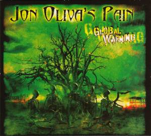 Jon Oliva's Pain: Global Warning (CD) - Bild 1