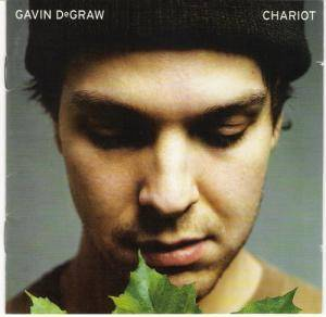 Gavin DeGraw: Chariot - Cover