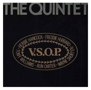 V.S.O.P. The Quintet: Quintet, The - Cover