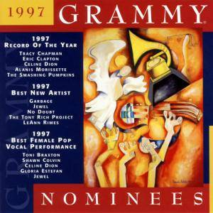 Cover - Tony Rich Project: 1997 Grammy Nominees
