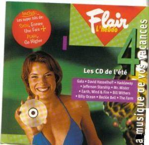 Cover - Beckie Bell: Flair L'hebdo Summer Hits 4