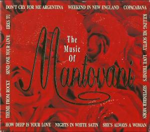 Mantovani Orchestra, The: Music Of Mantovani, The - Cover
