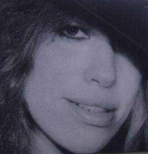 Carly Simon: Spy - Cover