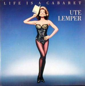 Ute Lemper: Life Is A Cabaret - Cover
