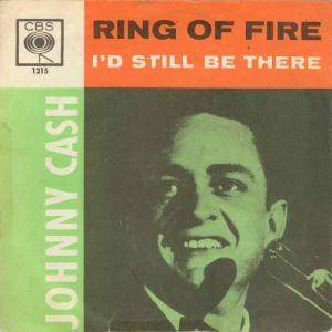 Johnny Cash: Ring Of Fire - Cover