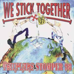 Cover - Stomper 98: We Stick Together