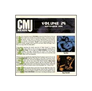 Cover - Innocence Mission, The: CMJ - New Music Volume 025