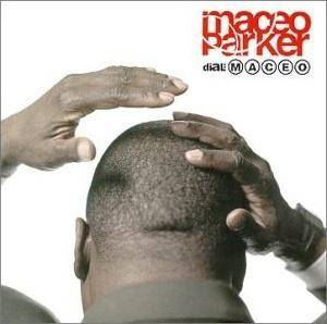 Maceo Parker: Dial: Maceo - Cover