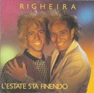 Righeira: L'estate Sta Finendo - Cover