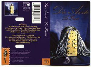Die Arzte Le Frisur Tape 1996
