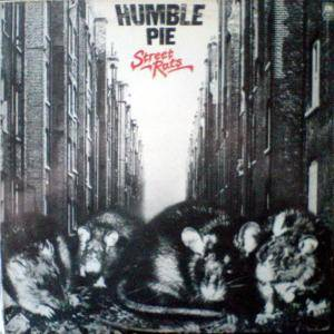 Humble Pie: Street Rats - Cover