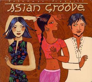 Cover - Bally Sagoo: Asian Groove