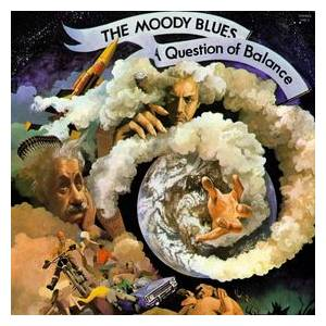 The Moody Blues: Question Of Balance, A - Cover