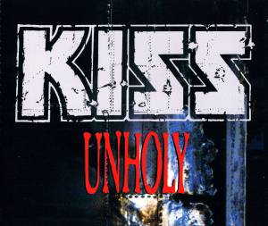 KISS: Unholy (Single-CD) - Bild 1
