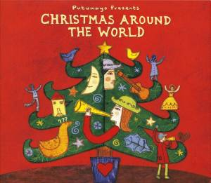 Christmas Around The World - Cover
