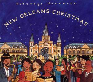New Orleans Christmas - Cover