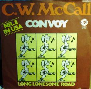 Cover - C.W. McCall: Convoy