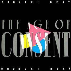 Bronski Beat: Age Of Consent, The - Cover