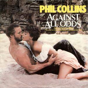Phil Collins: Against All Odds - Cover
