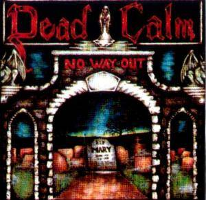 Dead Calm: No Way Out - Cover