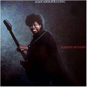 Joan Armatrading: Sleight Of Hand - Cover