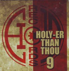 Holy-Er Than Thou 09 - Cover