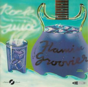 Flamin' Groovies, The: Rock Juice - Cover