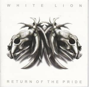 White Lion: Return Of The Pride - Cover