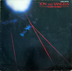 Cover - Jon & Vangelis: Short Stories