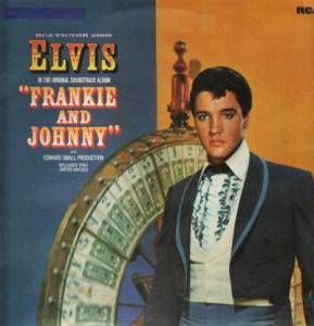 Elvis Presley: Frankie And Johnny - Cover