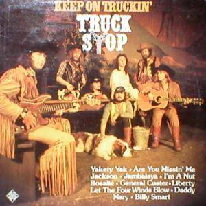 Cover - Truck Stop: Keep On Truckin'