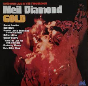 Neil Diamond: Gold - Cover