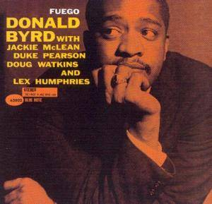 Cover - Donald Byrd: Fuego