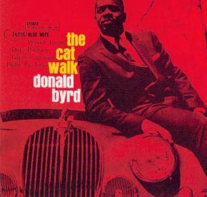 Cover - Donald Byrd: Cat Walk, The
