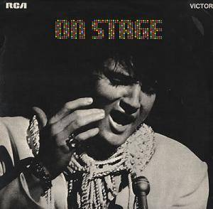 Elvis Presley: On Stage - Cover