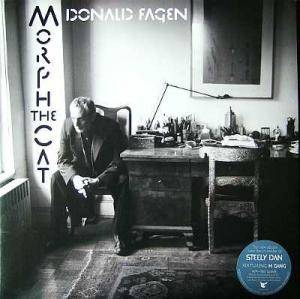 Cover - Donald Fagen: Morph The Cat