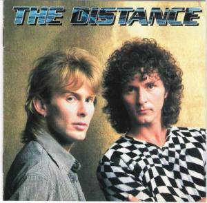 Cover - Distance, The: Distance, The