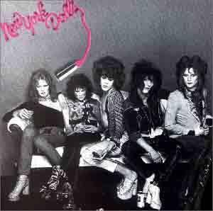 Cover - New York Dolls: New York Dolls