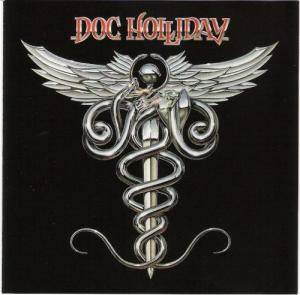 Doc Holliday: Doc Holliday - Cover