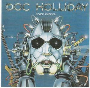 Cover - Doc Holliday: Modern Medicine