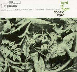 Cover - Donald Byrd: Byrd In Flight