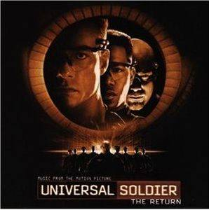 Universal Soldier - The Return - Cover