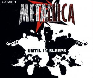 Metallica: Until It Sleeps - Cover