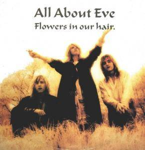 Cover - All About Eve: Flowers In Our Hair
